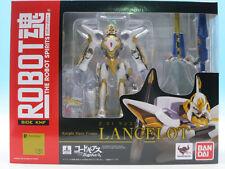 Robot Spirits Code Geass Lelouch of the Rebellion Lancelot Action Figure Bandai