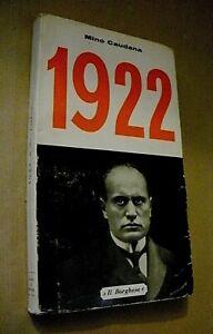 Mino Caudana 1922 / Il Borghese 1972