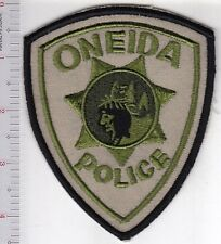 First Nation Tribe Police Department Canada Oneida Indian Reservation PD ON khak