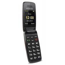 DORO PRIMO 401 RED GSM MOBILTELEFON HANDY MIT GROßEN BELEUCHTETEN FARBDISPLAY