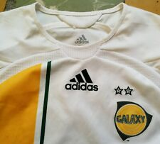 L.A. Galaxy jersey shirt soccer 2006 MLS season David Beckham Formotion