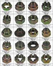 CV Axle Nut M22 x 1.5 Castle NUT-01 (2-pak)