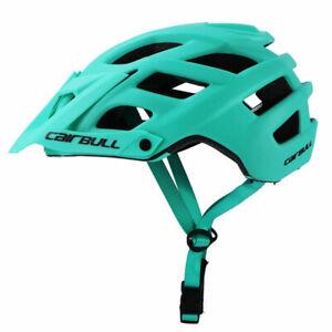 1*Unisex 55-61cm Bicycle Helmet Cycling Bike Sports Safety Helmet Head Protector
