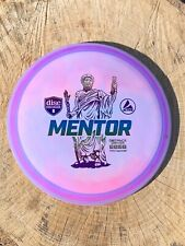 Brand New, Custom Dyed Discmania Active Mentor Distance Driver