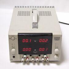 Topward 6306D Dual Tracking DC Power Supply 0-30V/0-6A x 2; 5V/5A