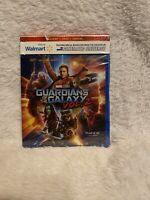 Guardians of the Galaxy Vol.2 Walmart Edition Blu-ray/dvd/digital Special Bonus