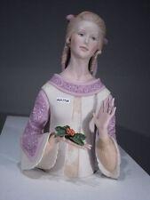 +# A011706 Goebel Archiv Muster Laszlo Ispanky Büste Frau mit Blume