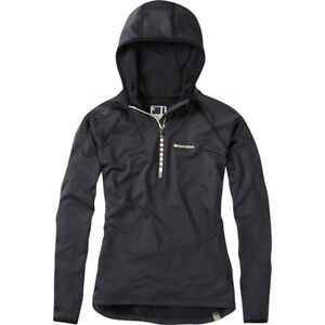 Madison Zena Women's specific long sleeve hooded top cycling, riding, MTB bike