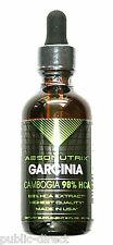 LIQUID Garcinia Cambogia 98% HCA Extract Drops Diet Weight Loss Absonutrix
