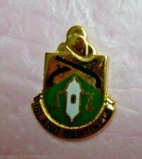 U.S.ARMY CREST, DI. 124TH MILITARY POLICE BRIGADE
