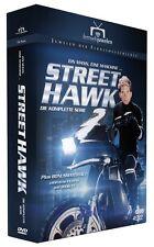 Street Hawk gesamtbox LA SERIE DE TV Rex Smith 1985 STREETHAWK 4 DVD NUEVO
