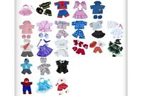 "Teddy Bear Clothes Outfits to fit 15"" 16"" 40cm build a bear and bear factory"