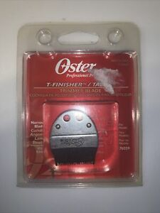 "Oster Replacement NARROW Blade T-Finisher Trimmer 1/125"" CL-76913566"