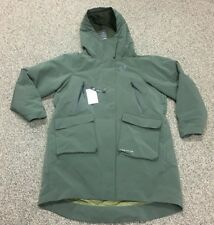 a138a67b25d9 Nike Sportswear Tech Pack Down-Fill Parka Sequoia 939493 355 Womens Size  Large