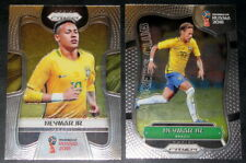(2) 2018 Prizm World Cup Neymar Jr. Base AND Scorers Club Insert Brazil Brasil