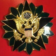 US ARMY OFFICIAL IDENTIFICATION BADGE GENERAL STAFF DRESS BLUES UNIFORM