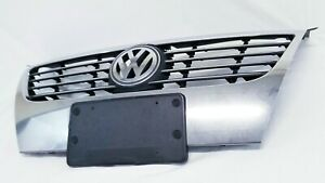 06, 07, 08, 09, 10 VW Passat  Front Grille Chrome With Emblem Badge Logo OEM