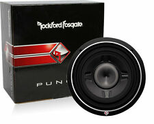 "Rockford Fosgate P3SD2-10 10"" Punch P3 2 Ohm DVC Shallow Subwoofer P3SD210"