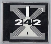 Front 242 CD-SINGLE 3-Inch HEADHUNTER ©1988 EBM 3-track Animalized - Version B
