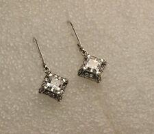 Silver Cz Earrings New listing Meda 925 Sterling