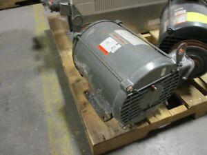 U.S. Motor General AC Motor D7P2B 7.5 HP 1800RPM 18.6A 230/460V 3Ph 60Hz Used