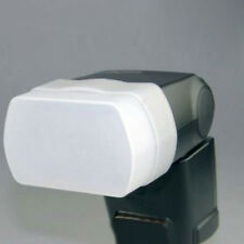 1XBounce Flash Diffuser Softer for Canon 580EX II Godox V850 V860 Yongnuo YN-560