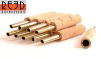 Reed Expression 10 Pcs Gauged and Shaped Oboe Reed Cane