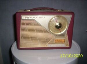 Superbe transistor vintage Rééla