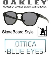Occhiali Sole OAKLEY LATCH 9265 01 SB Skateboard sunglasses sonnenbrille black