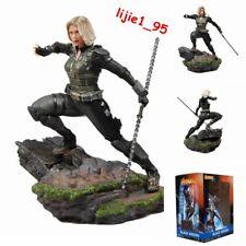 Marvel Avengers Infinity War Black Widow 1/10 Scale PVC Figure Statue New In Box