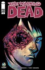 Walking Dead #1 Wizard World ComiCon Des Moines Variant color Sketch Phil Hester