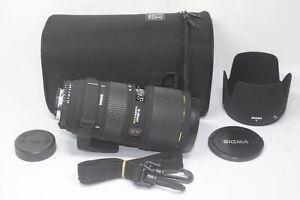 Sigma APO 70-200mm F/2.8 EX DG HSM D AF Lens for Nikon
