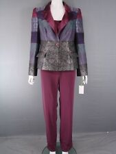 Women's Floral Top Trouser Suits & Tailoring
