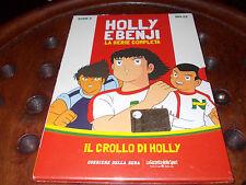 Holly e Benji serie 2 disco 22 Episodi DA 110 a 114 Editoriale  Dvd ..... Nuovo