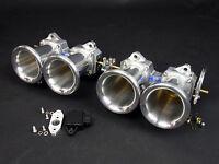 4 Cylinder DCOE 50mm Throttle Body Kit inc TPS & Ram Tubes - Performance & Race