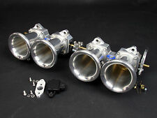 4 Cylinder DCOE 50mm Throttle Body Kit inc TPS & Ram Tubes - Performance & Race