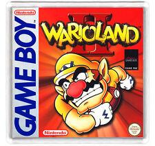 WARIO LAND 2 NINTENDO GAME BOY FRIDGE MAGNET IMAN NEVERA