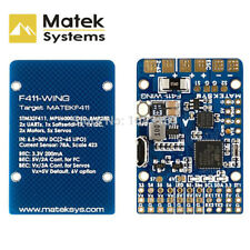 F411-WING STM32F411 Flight Controller Control INAV OSD MPU6000 BMP280 Wing Fixed