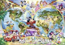 Ravensburger Puzzle: Disney's Weltkarte