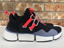 Men's Nike NikeLab Pocketknife DM Running Shoes Black Grey Pink 910571-001