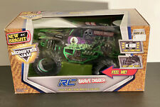 New Bright RC Monster Jam Grave Digger Truck Remote Radio Control Truck New