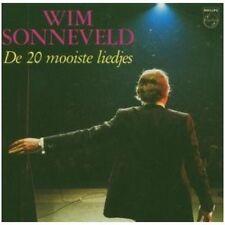 20 Mooiste Liedjes - Wim Sonneveld (2013, CD NEUF)