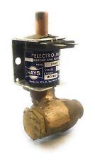 Hays Fluid Control Electro-Mite 2195-0178Ce Gas/Liquid Solenoid Valve 125psi