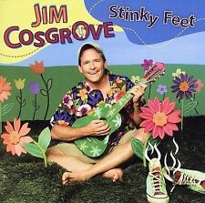 Cosgrove, Jim : Stinky Feet CD