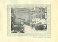 1920 Italy Leghorn Boilers For The Manufacture Of Soap