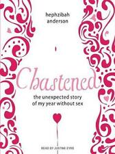 BOOK/AUDIOBOOK MP3 CD Hephzibah Anderson Memoir Relationships Sex CHASTENED