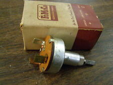 NOS 1954 Ford Heater Switch - Fresh Air or Recirculating Heater Fairlane