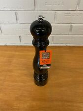 Peugeot Paris U'Select Pepper Mill - NEW - 30cm Black Lacquer
