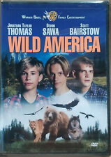 Wild America (DVD, 1997) FACTORY SEALED / CHAPTERS INSIDE / RARE / Region 1