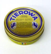 (4,73€/100ml) 2 x TIEROWA Intensive Lederpflege FARBLOS Lederfett Imprägnierung
